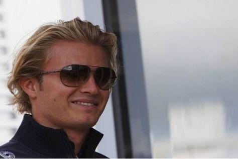 Nico Rosberg steht vor einem Wechsel ins Topteam McLaren-Mercedes