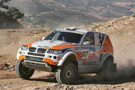 Rallye Dakar 2007, Etappe 4