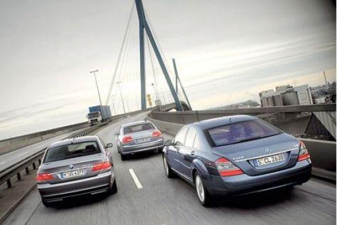 V8-Diesel von Mercedes, Audi und BMW