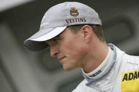Ralf Schumacher feilte beim Test in der Lausitz weiter an seinem Fahrstil