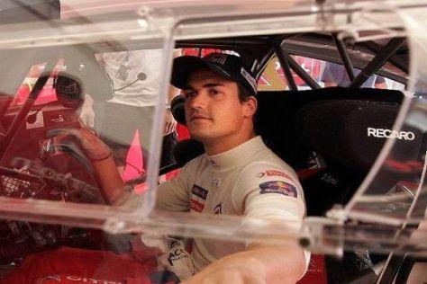 Citroëns Dani Sordo führt nach zwei von drei Etappen der Rallye Australien