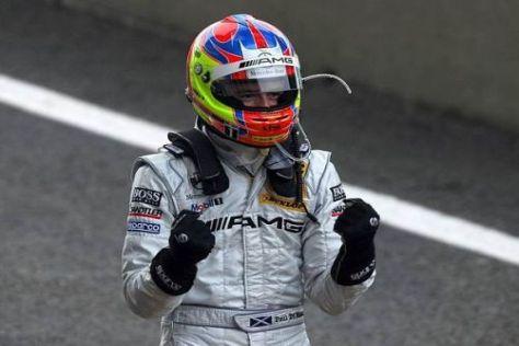 Paul Di Resta holte für Mercedes die erste Pole in dieser Saison