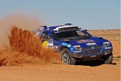 Rallye Dakar 2007, Etappe 5