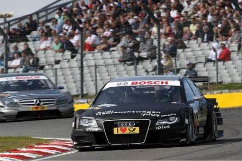 Timo Scheider ist dem DTM-Titel heute einen Schritt näher gekommen