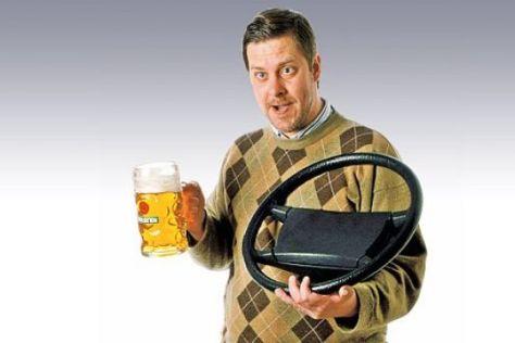 Alkoholverbot für Fahranfänger