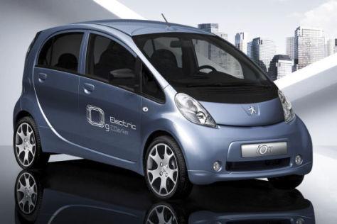 Peugeot Ion (2009)
