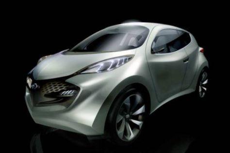 Hyundai Studie ix-Metro