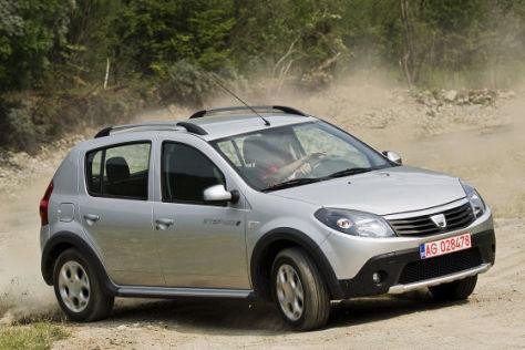 Preise Dacia Sandero Stepway