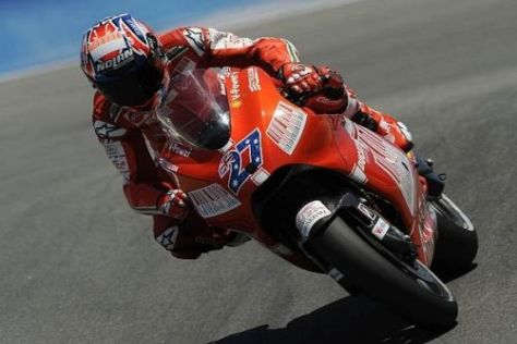 Casey Stoner steht vor seinem Comeback in der MotoGP-Weltmeisterschaft
