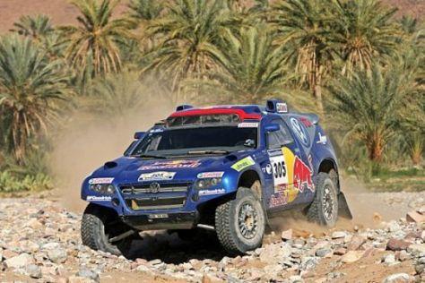 Rallye Dakar 2007, Etappe 6