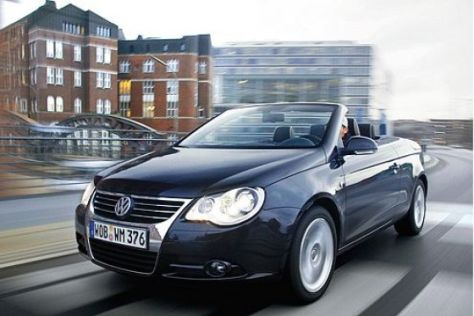 Test VW Eos V6