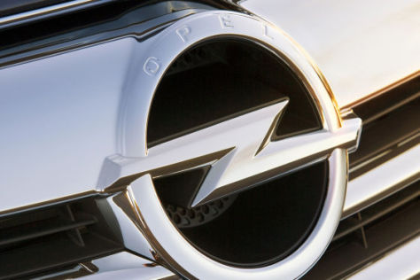 Neues Opel-Logo