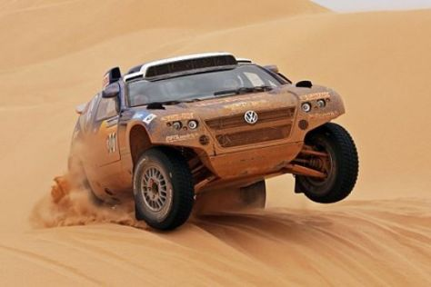 Rallye Dakar 2007, Etappe 8