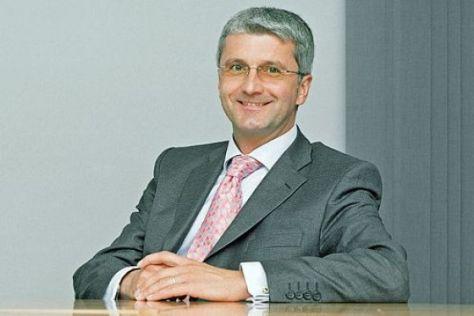 Audi-Vorstand neu geordnet