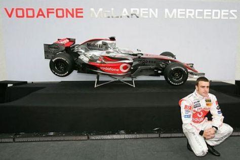 Vorstellung Mercedes MP4-22
