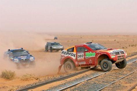 Rallye Dakar 2007, Etappe 9