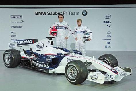 Vorstellung BMW F1.07