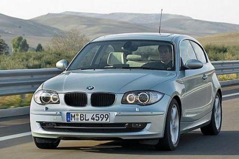 Modellpflege BMW 1er