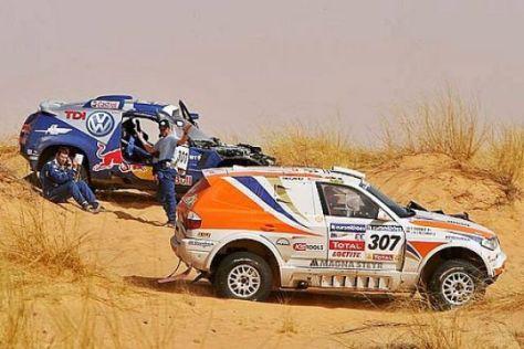 Rallye Dakar 2007, Etappe 10