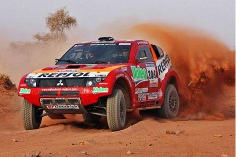 Rallye Dakar 2007, Etappe 11
