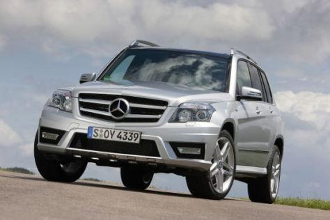 Mercedes GLK 250 CDI Blue Efficiency 4Matic