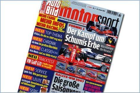 AUTO BILD MOTORSPORT 2/2007