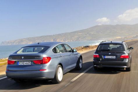 BMW 5er GT BMW 5er Touring