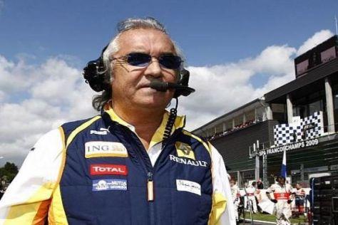 Flavio Briatore schlägt zurück und verklagt die Piquets wegen Erpressung