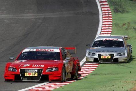 Viele Punkte sind das Ziel: Audi arbeitet in Barcelona auf den Titelgewinn hin