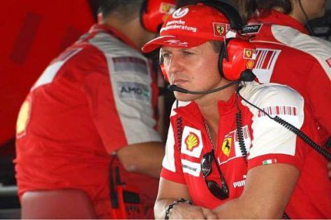 Michael Schumacher hat das Thema Formel 1 immer noch nicht abgehakt