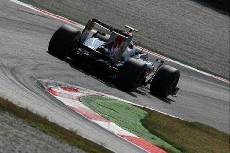 Sebastian Vettel musste mit nur 35 Runden über den Freitag kommen