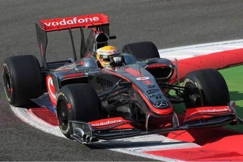Die Silbernen waren am ersten Tag im Ferrari-Land schnell unterwegs.