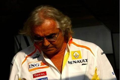 Flavio Briatore ist auf die Familie Piquet nicht mehr gut zu sprechen...