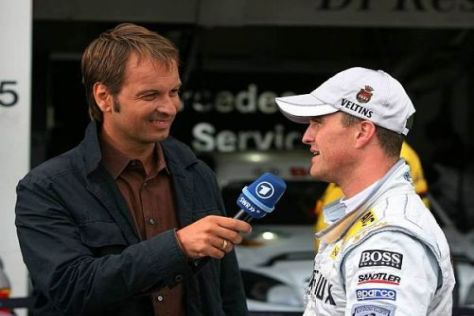 Ralf Schumacher scheint in der DTM sein Kämpferherz entdeckt zu haben
