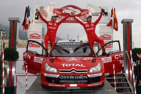 Rallye Monte Carlo 2007