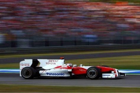 Jarno Trulli fuhr eine perfekte Runde - das Auto war schlichtweg zu langsam