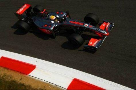 Lewis Hamilton setzt mit schnellem Auto auf eine progressive Zweistoppstrategie