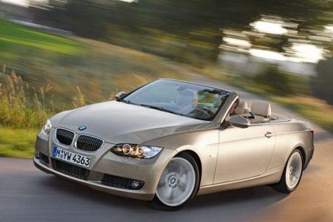 Test BMW 3er Cabrio
