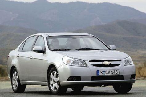 Rückgaberecht bei Chevrolet