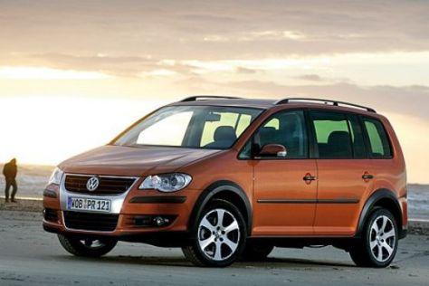 Preise VW CrossTouran (2007)