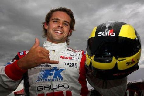 Andy Soucek ist auf dem besten Wege, sich den Titel in der Formel 2 zu sichern