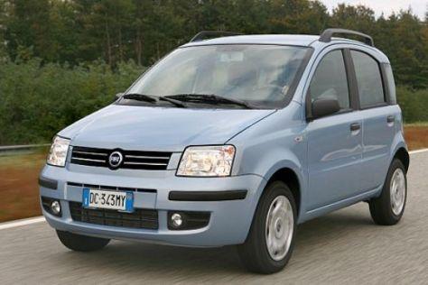 Fiat Panda Panda (2007)