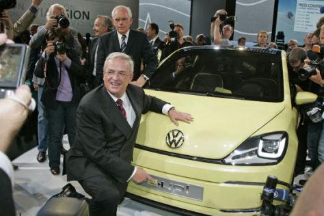 VW e up! IAA 2009
