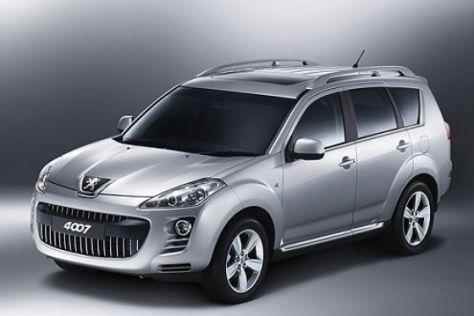 Modelloffensive Peugeot