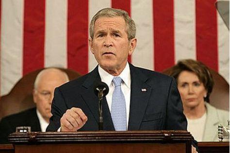 Bush will Spritschlucker verbieten