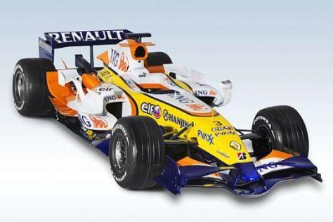 Vorstellung Renault R27