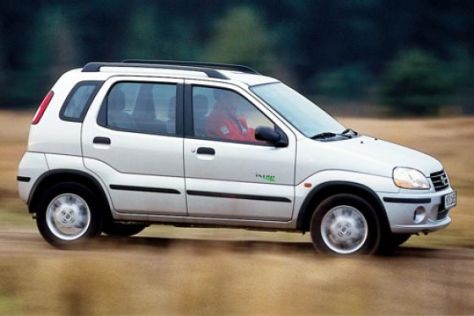 Rückruf Suzuki Ignis