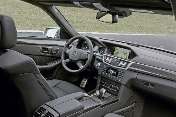 Mercedes E 63 AMG T
