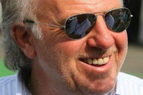 David Richards will mit Prodrive wieder eine feste Größe in der WRC werden