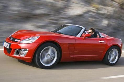 Vorstellung Opel GT